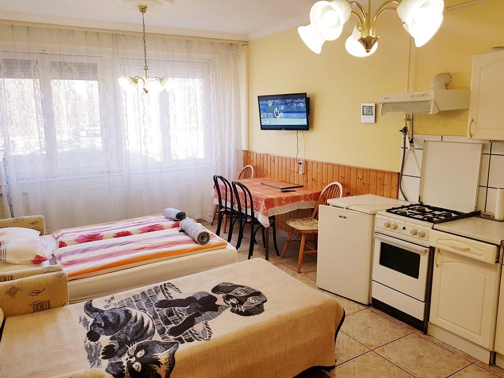 Apartman + konyhasarok